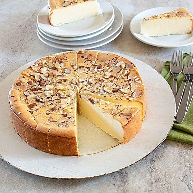 Delectable Amaretto Cheesecake