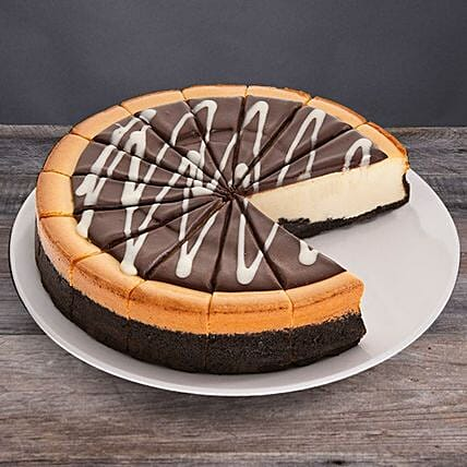 Flavourful Cookies Cheesecake