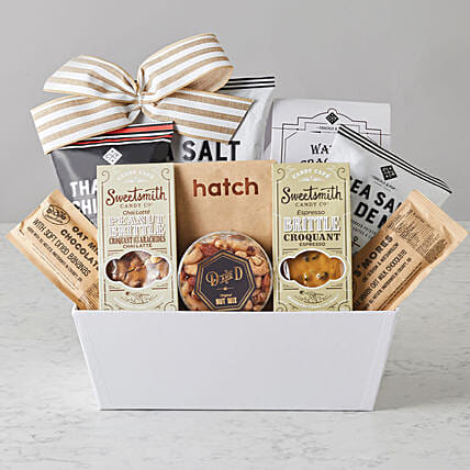 Vegan Gourmet Food Basket:All Gifts
