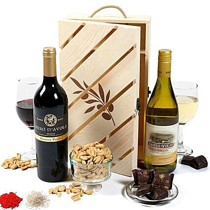 Wine Crate For Sis