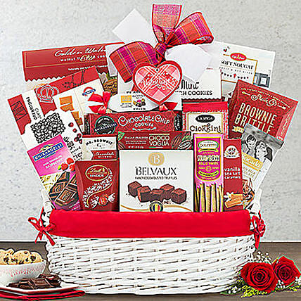 You Are Special Gift Basket:Valentines Day Gift Baskets in USA