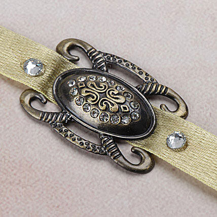 Antique Affectionate Rakhi YUG